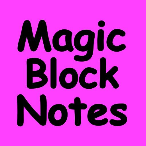Magic Block Notes
