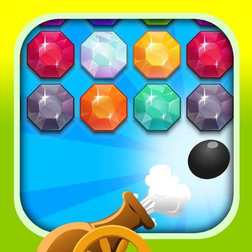` Jewel Shooter Color Test Fun Brain Training Time Waster Free Game icon