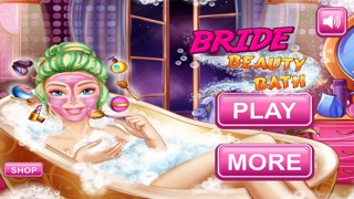 Bride Beauty Bath