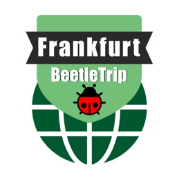 Frankfurt travel guide and offline city map, Beetletrip Augmented Reality Frankfurt bahn Metro Train and Walks