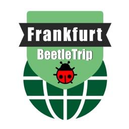 Frankfurt travel guide and offline city map, Beetletrip Augmented Reality Frankfurt bahn Metro Train and Walks