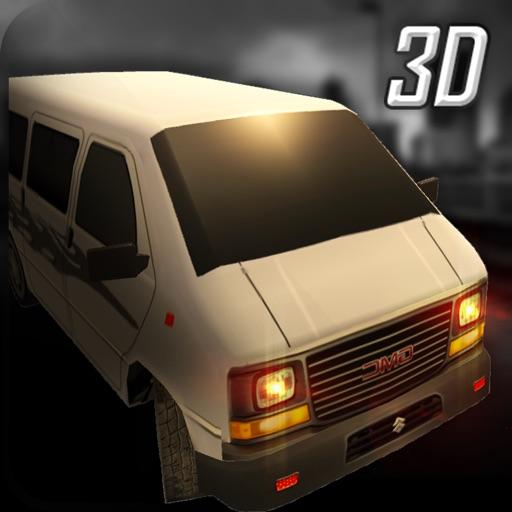 Real Mini Bus Driver 3D: City Taxi Simulator iOS App