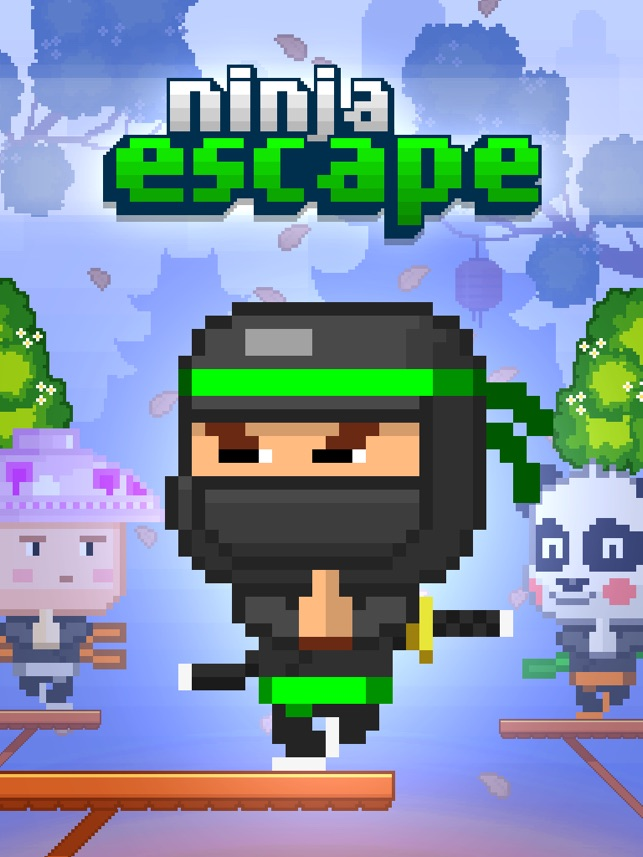 Ninja Escape™ Screenshot