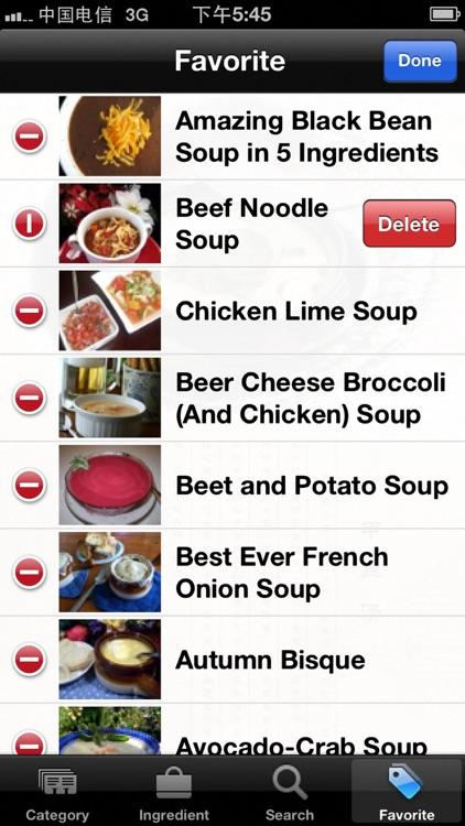 20000+ Soup Recipes