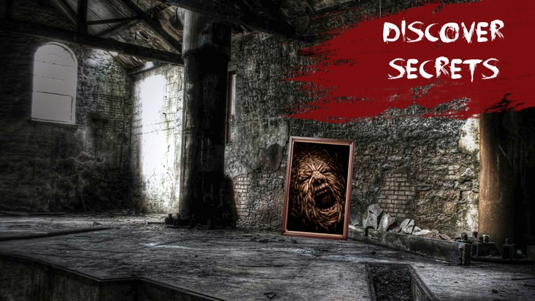 Escape Mystery Haunted House -Scary Point & Click Adventure screenshot-0