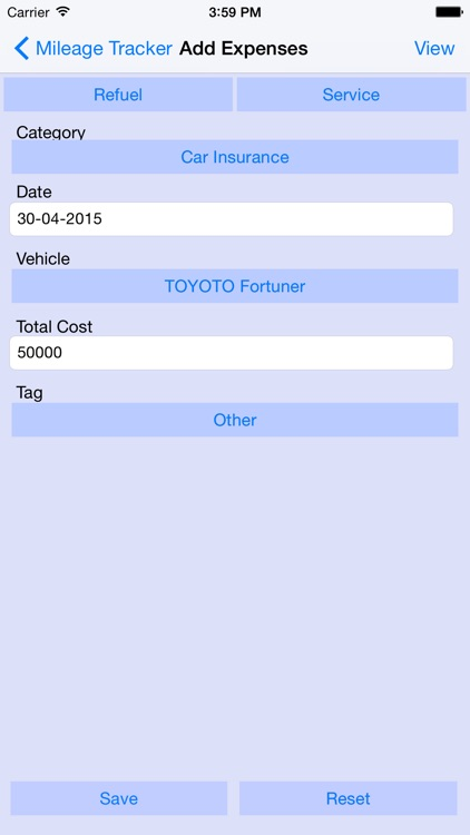 Mileage Tracker in Watch screenshot-3