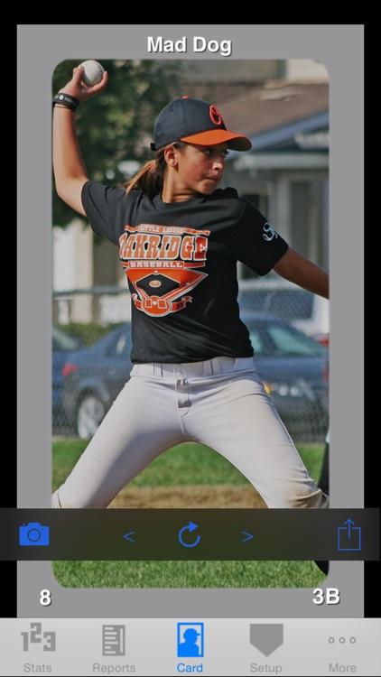 StatCatcher™ Baseball (Player Edition) screenshot-3