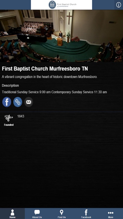 First Baptist Church Murfreesboro TN