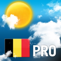 Weather for Belgium Pro