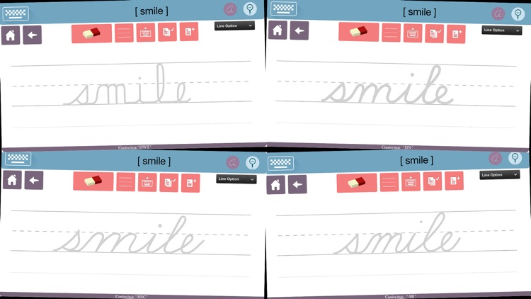 Cursive Writing Styles screenshot-4