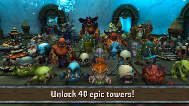Beast Towers Screenshot