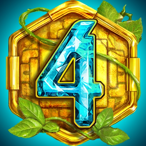 The Treasures of Montezuma 4 HD icon