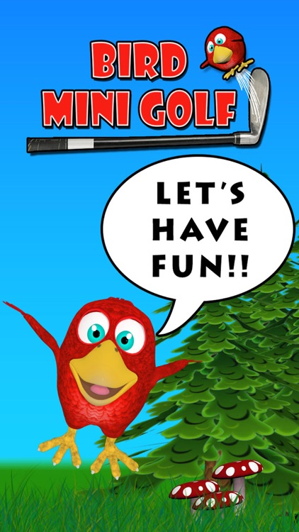Bird Mini Golf - Freestyle Fun