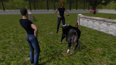 Crazy Cow Simulator FREE-1