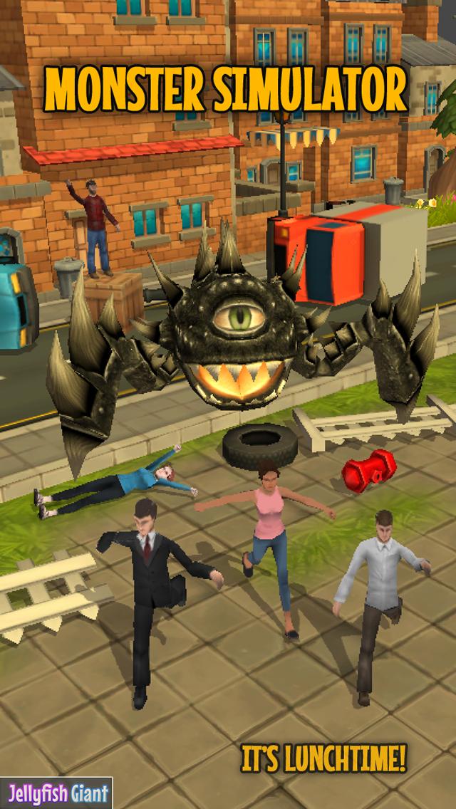 Monster Simulator screenshot one
