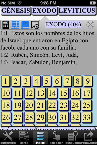 Español Santa Biblia (Spanish Modern Translation Bible) screenshot 4