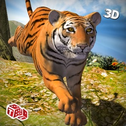 Wild Tiger Adventure 3D - Siberian Jungle Beast Animals Hunting Attack Simulator