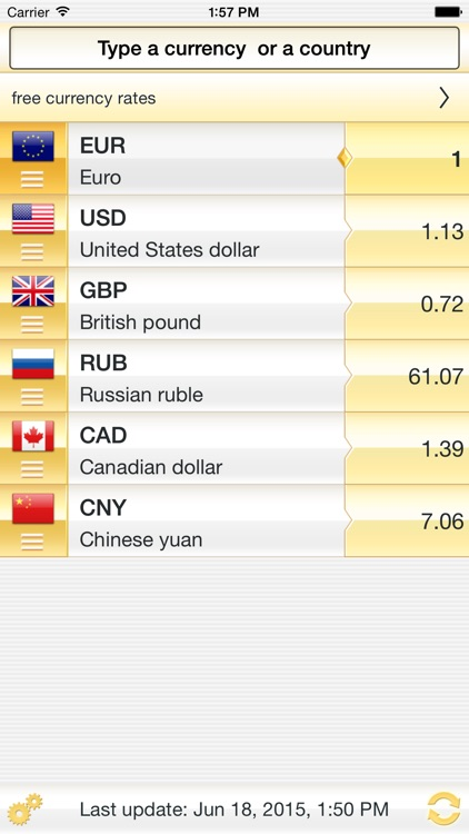 Currency Converter*