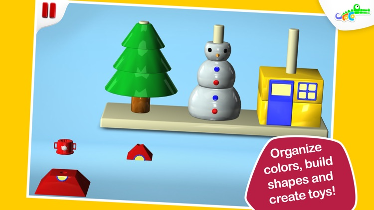Sort and Stack Freemium - Play Smart and Learn screenshot-3
