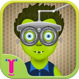 Monster Eye Surgery Doctor