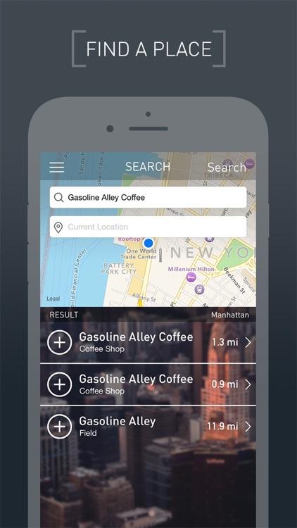 Drift- Travel Itinerary / Plan screenshot-4