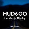 HUD&GO UAE: Magic Car Display