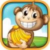 Monkey Thrill - Fun Kids Tap Game FREE!
