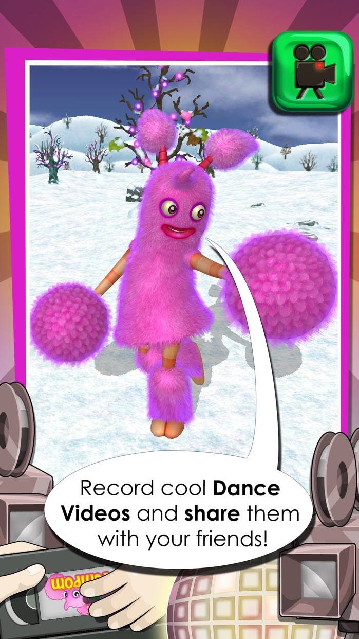 My PomPom Screenshot
