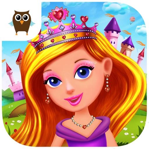 Princess Castle Fun – Royal Fashion Dress Up, Make Up Room, Tiara Decoration and Horse Care