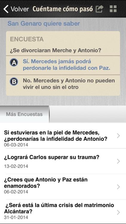 Cuéntame Cómo Pasó en RTVE.es screenshot-4