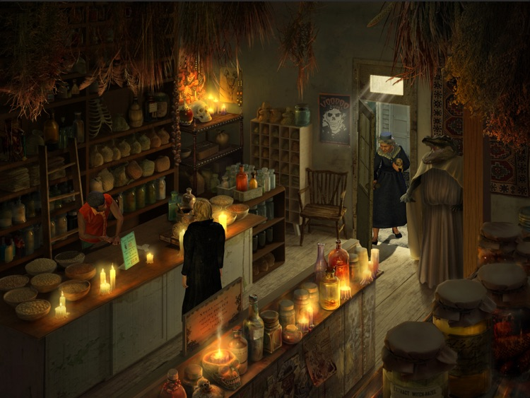 Gabriel Knight: Sins of the Fathers 20th Anniversary Edition screenshot-1