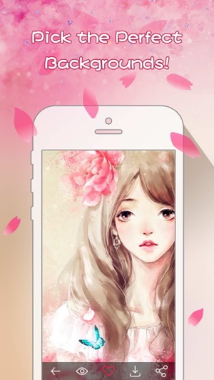 Girly Wallpapers Adorable Backgrounds And Themes For Iphone And