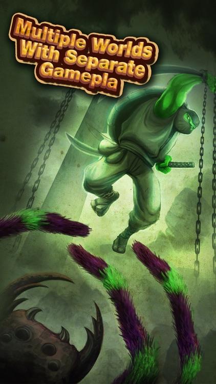 Turtle Jump 2-Ninja Style screenshot-4