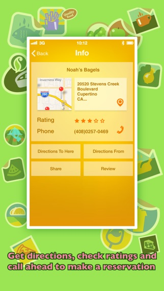 Screenshot for ¿Dónde comer? PRO - Encuentre restaurantes utilizando su GPS in Spain App Store