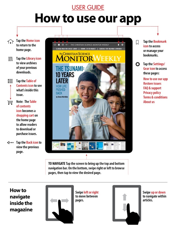 The Christian Science Monitor Weekly Digital Edition