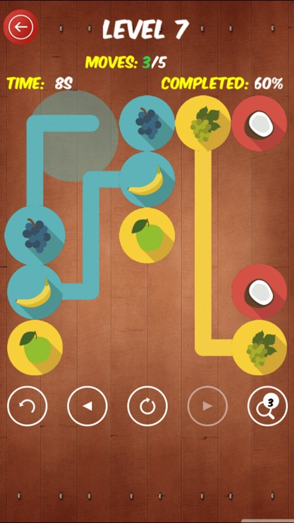 Connect the Fruit - 700+ Levels of Fun