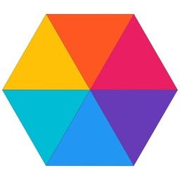 Shape Shifter - A 2048 Geometric Approach