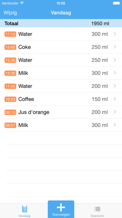 Drink Diary review screenshots