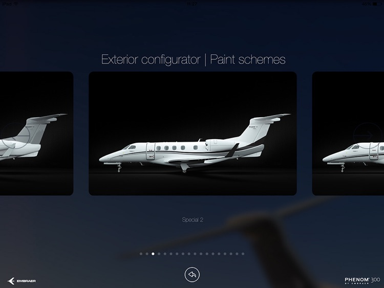 Phenom 300E Configuration Tool screenshot-3