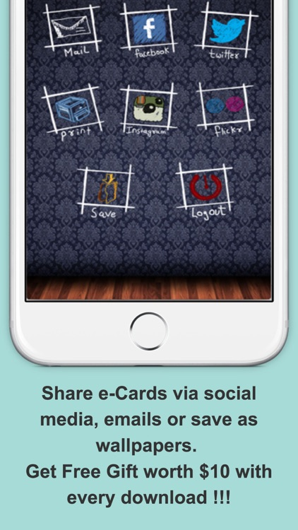 The Best Friendship e-Cards.Customise and Send Friendship Greeting Cards screenshot-4