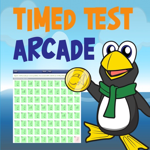 Timed Test Arcade