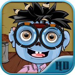 Zombie Surgeon - The Little Monster Eye Doctor Makeover Game