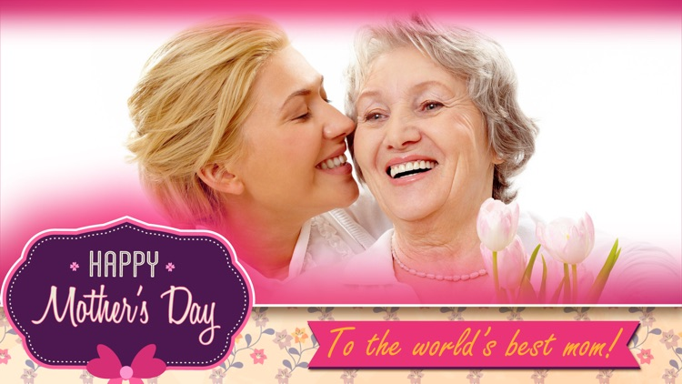 Mother's Day Greeting Cards+ screenshot-4