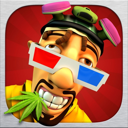 Breaking Farm: The best grow marijuana sim with weed and bad pot icon