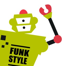Funky Bots - Create Your Own Robot Dances