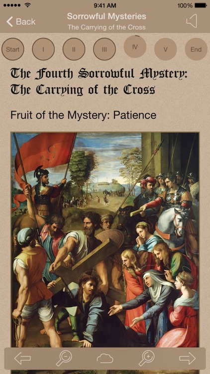 Scriptural Rosary Lite