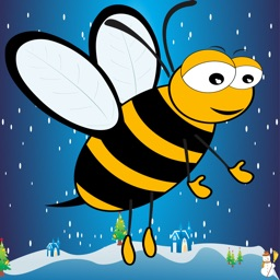 Splashy Bee  - Game Tap and Flap Your Wings