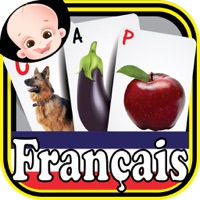 Codes for Preschooler Kids French ABC Alphabets & Numbers Flash Cards Hack
