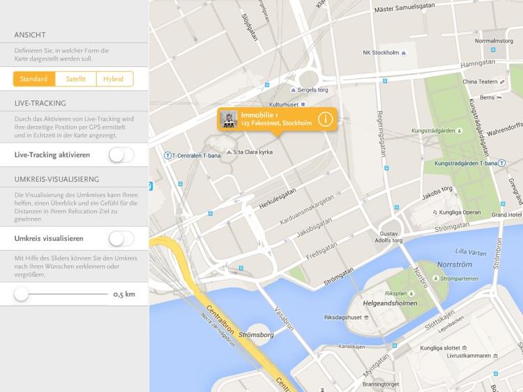 Relocation App screenshot-4