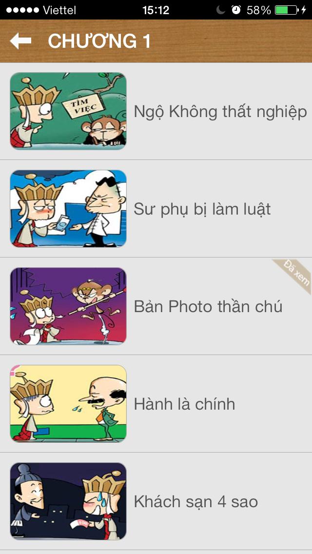Tân Tây Du Ký 2011 - Truyện tranh hài hước, vui nhộn, siêu bựa screenshot two
